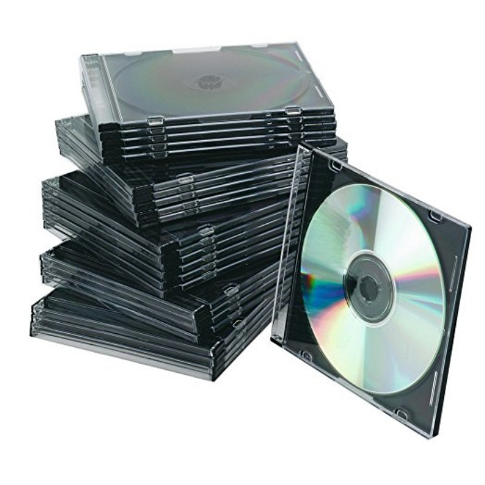 CD-R Slim 700MB 52x Printable