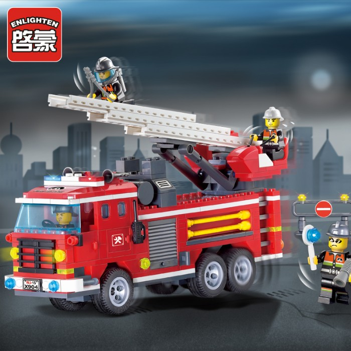 Enlighten 904 Fire Rescue 364 Τεμ.