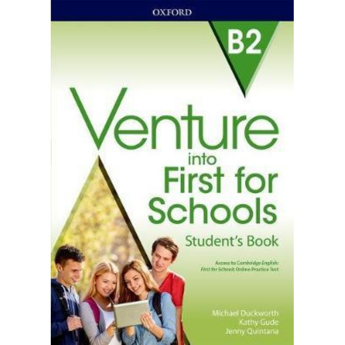 Venture Into First For Schools - Student's Book (Βιβλίο Μαθητή)