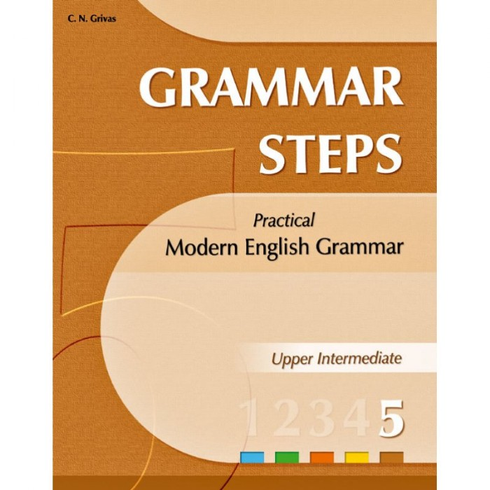 Grammar Steps Upper-Intermediate 5