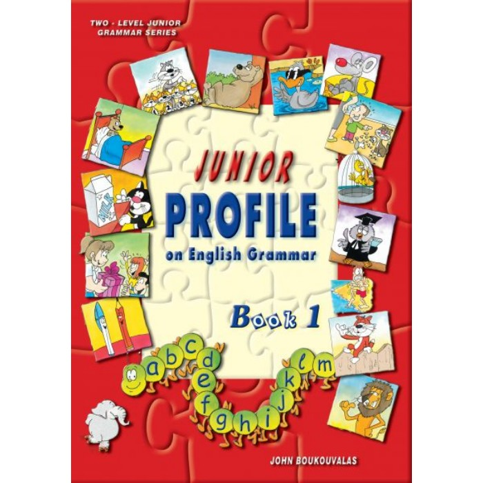 Junior Profile On English Grammar 1 - Student's Book