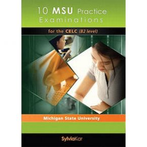 10 MSU Practice Examinations CELC B2 - Teacher's Book (Βιβλίο Καθηγητή)