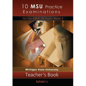 10 MSU Practice Examinations For The CELC B2 Level Book 2 - Teacher's Book (Βιβλίο Καθηγητή)