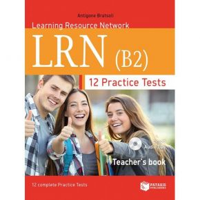 12 Practice Tests For The LRN (B2) - Teacher's Book