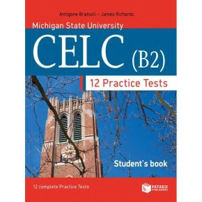 12 Practice Tests For The MSU-CELC (B2) - Student's Book