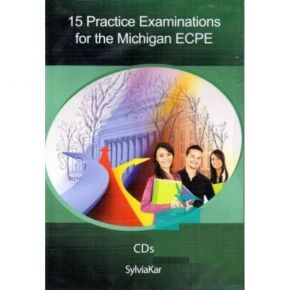 15 Practice Examinations For The Michigan ECPE Book 1 - Student's Book
