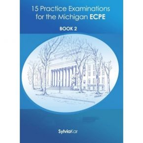 15 Practice Examinations For The Michigan ECPE Book 2 - Student's Book