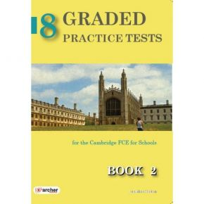 8 Graded Practice Tests Book 2 FCE For Schools - Student's Book (Βιβλίο Μαθητή)