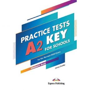 A2 Key for Schools Practice Tests - Student's Book (With Digibooks App)