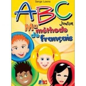 ABC Junior A - Ma Methode De Francais (Βιβλίο Μαθητή+CD)