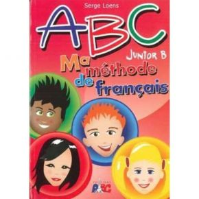 ABC Junior B - Ma Methode De Francais (Βιβλίο Μαθητή+CD)