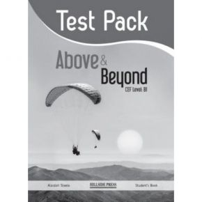 Above & Beyond B1 Test Pack