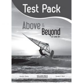 Above & Beyond B1+ Test Pack