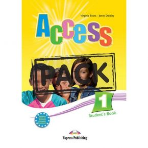 Access 1 - Student's Pack (Student's Book+i eBook)