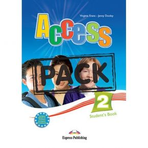 Access 2 - Student's Pack (Student's Book+Grammar Greek Book)