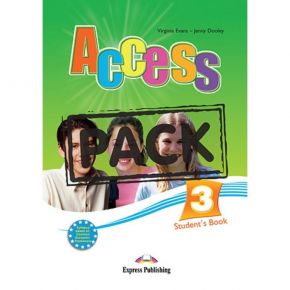 Access 3 - Student's Pack (Student's Book+Grammar Greek Book)