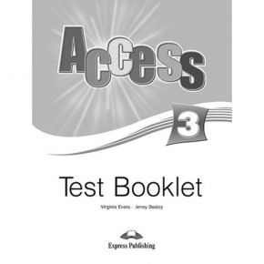 Access 3 - Test Booklet