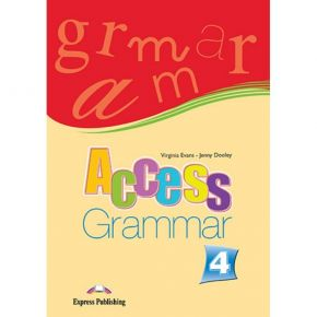 Access 4 - Grammar Book (Greek Edition)