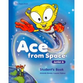 Ace From Space Junior A - Student's Book (Βιβλίο Μαθητή)