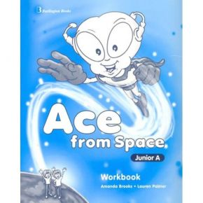 Ace From Space Junior A - Workbook (Βιβλίο Ασκήσεων)