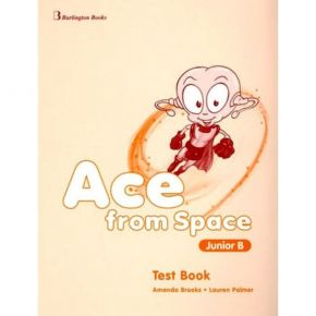 Ace From Space Junior B - Test Book