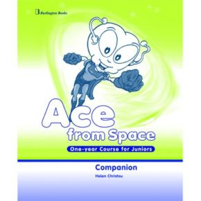Ace From Space One Year Course For Juniors - Companion (Γλωσσάριο)