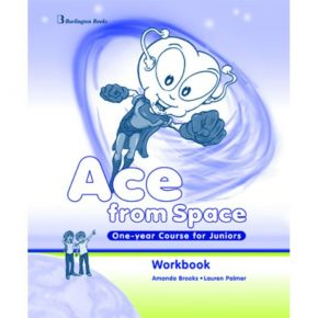 Ace From Space One Year Course For Juniors - Workbook (Βιβλίο Ασκήσεων)