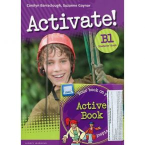 Activate B1 Student's Book (Βιβλίο Μαθητή+Active Book)