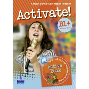 Activate B1+ Student's Book (Βιβλίο Μαθητή+Active Book)