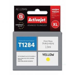 Activejet Μελάνι Epson T1284 Yellow