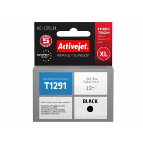 Activejet Μελάνι Epson T1291 Black