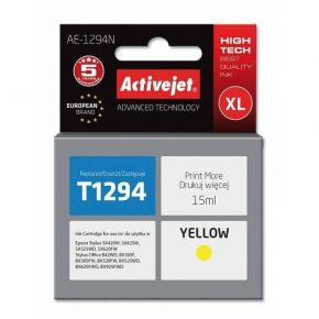 Activejet Μελάνι Epson T1294 Yellow