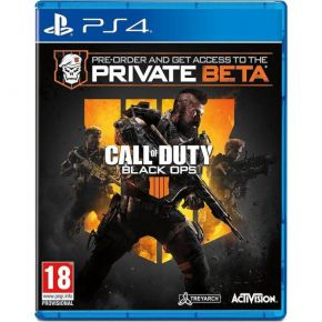 Activision Blizzard Call Of Duty - Black Ops 4 (EU) PS4