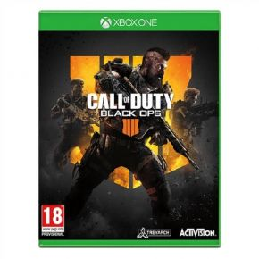Activision Blizzard Call Of Duty - Black Ops 4 (EU) XBOX1