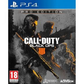 Activision Blizzard Call of Duty - Black Ops 4 Pro Edition (EU) PS4
