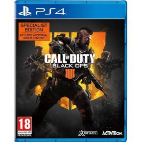 Activision Blizzard Call of Duty - Black Ops 4 Specialist Edition (EU) PS4