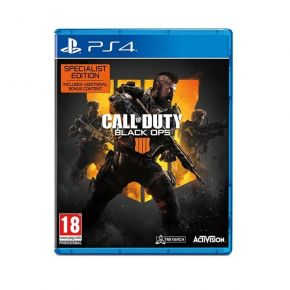 Activision Blizzard Call of Duty - Black Ops 4 Specialist (EU) PS4