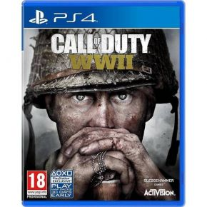 Activision Blizzard Call Of Duty WWII (EU) PS4