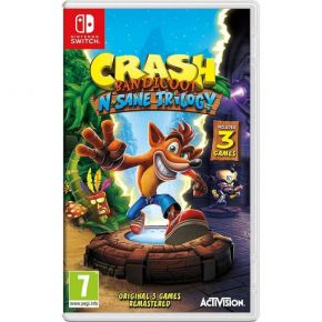Activision Blizzard Crash Bandicoot N. Sane Trilogy (EU) NSW