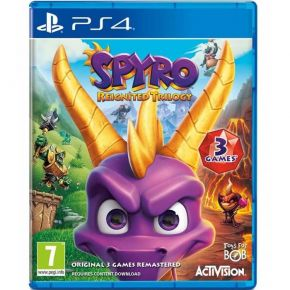Activision Blizzard Spyro Reignited Trilogy (EU) PS4