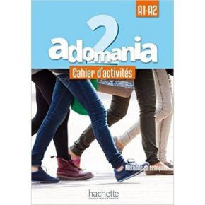 Adomania 2 - Cahier D' Exercices (Βιβλίο Ασκήσεων+CD)