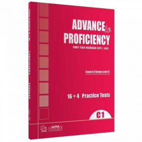 Advance To Proficiency C1 16+4 Practice Tests