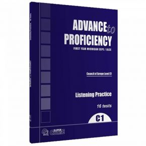 Advance To Proficiency C1 Listening Practice