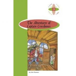 Adventures Of Captain Crossbones - Book Reader & CD & Glossary & Answer Key (A Class)