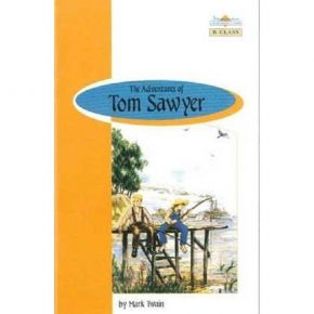 Adventures Of Tom Sawyer - Book Reader & Glossary & Answer Key (A Class)