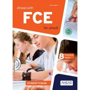 Ahead With FCE For Schools Practice Tests & Skills Builder - Student's Book (+CD)