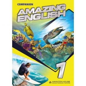 Amazing English 1 - Companion (Γλωσσάριο)
