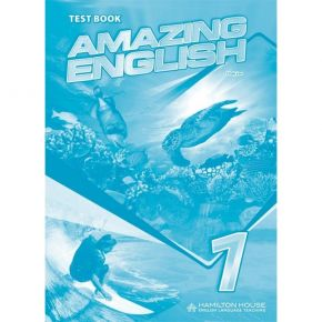 Amazing English 1 - Test Book