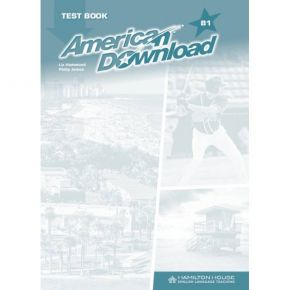 American Download B1 - Test Book