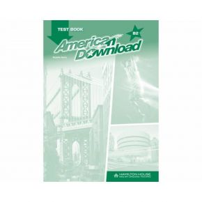 American Download B2 - Test Book